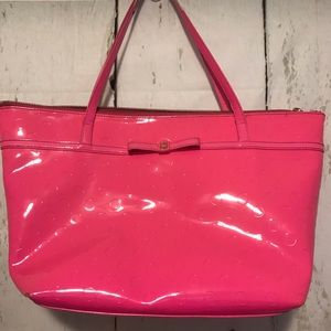Kate Spade ♠️ pink patent leather bag